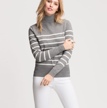 pull-raye-col-montant-ca-gris-et-blanc