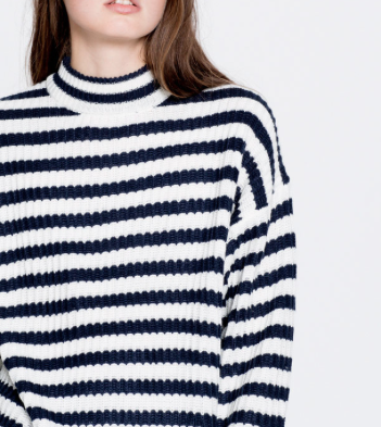 pull-raye-navy-maille-pull-and-bear